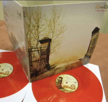 L'enigma della vita LP limited edition