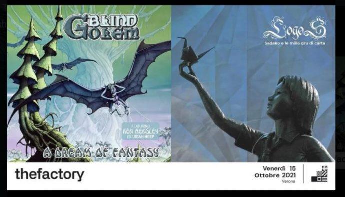 TheFactory: Logos e Blind Golem